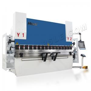 Quality WE67K-110/3200 CNC Electric hydraulic Servo Proportional CNC Hydraulic Press Brake for sale