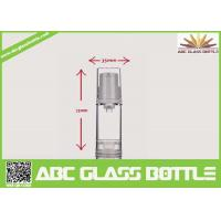 Buy Wholesale best cheap empty 5ml plastic bottles,airless bottle at wholesale prices