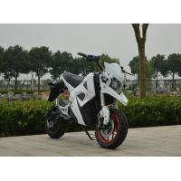 Quality Electric Motorcycle Scooter With Lithium Battery , 3000w Electric Scooter For Adults for sale