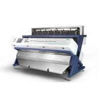 Quality Channel Type Salts Color Sorter Machine With Intelligent Hawkeye Camera for sale
