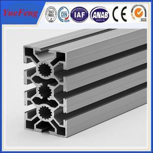 Quality Great! OEM aluminium extruded profile, Extruded Aluminium Track Profile supplier for sale