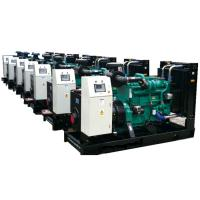 Quality 100KW 125KVA 136HP Diesel Engine Generator Set Highly Efficient Easy Maintenance for sale