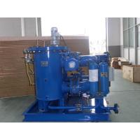 Quality Back Flush Fuel Oil Purification System For Power Station / Sewage Treatment Plants for sale