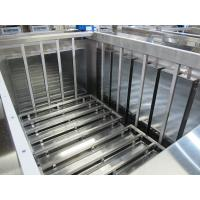 Quality Press - On Mounting Frame Ultrasonic Plate Transducer 28 / 40 / 80 / 120 Khz Stainless Steel 304 / 316 for sale