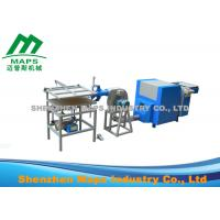 Buy 6.6 Kw Power Pillow Making Machine / Pillow Filling Machine With Weighing System at wholesale prices