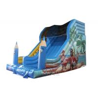Buy cheap Pirate Island Inflatable Slide WSS-254/Both Amusement park and kindergarten can from wholesalers