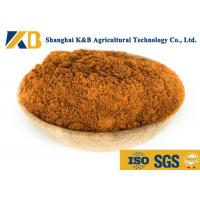 Quality High Protein Animal Feed Additives / Fish Meal Fertiliser For Shrimp Aquatic Feed for sale
