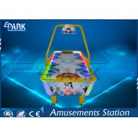 Buy Commercial Exercise Game Coin Operated Air Hockey Table redemption arcade Game at wholesale prices