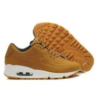 Quality www.cheapnikesjerseys.com wholesale cheap Nike Air Max 90 VT Yellow White Shoes for sale