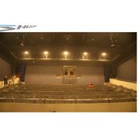 Quality Pneumatic / Hydraulic / Electronic Control 4D Movie Theater With 5.1 / 7.1 Audio System for sale