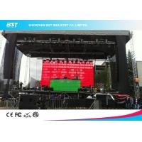Quality Outdoor Rental Transparent LED Screen Pixel Pitch 10mm Led Display for sale