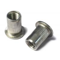 Quality Anodizing Stainless Steel Rivets Aluminium Solid Round Head Rivet For Furniture for sale
