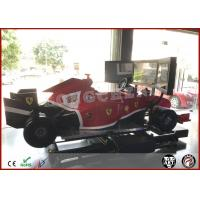 Buy cheap Attractive Virtual Reality F1 Driving 9D Simulator VR Race Car Driving Simulator from wholesalers