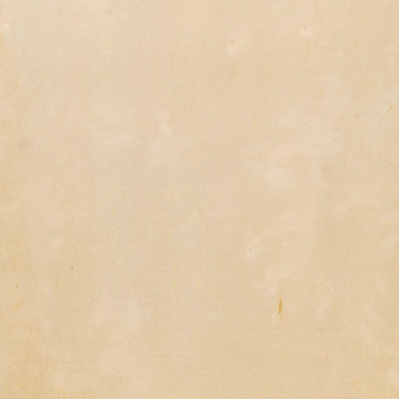 Quality Natural Golden Birch Wood Veneer MDF With Sliced Cut Technics for sale