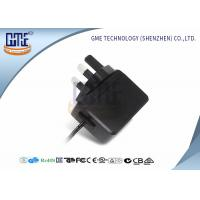 Buy 6 Volt Switching Power Supply AC DC Universal Power Adapter UK Plug at wholesale prices