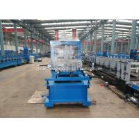 Auto Change C Z Purlin Roll Forming Machine Professional 8 - 12mpa Work Pressure for sale