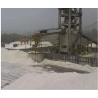 Quality Quartz / Silica Sand Processing Equipment For Hydrochloric Acid / Sulfuric Acid for sale