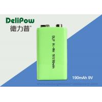 China OEM 9V 190mAh Aa Aaa Rechargeable Batteries For Cordless Phones on sale