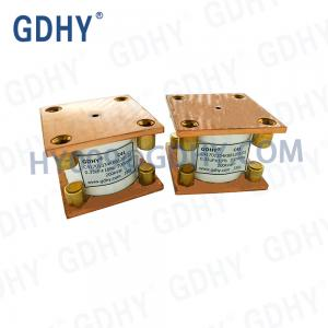 Quality Water Cooled Resonant Capacitor C41 0.33uF For Induction Heating Machine for sale