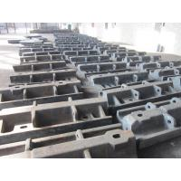 Quality Wear Resistant Cement Mill Liners Plates Cr-Mo Alloy Steel Conch for sale