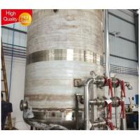 China Particles Removal Industrial Sand Filter , Pressure Sand Filters For Water Treatment on sale