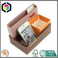 Quality DIY Made Custom Color Printing Carton Box; Colorful Paper Stationery Box for sale