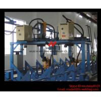 Quality Automatic Gantry I / T / H Beam Production Line Auto Welding Machine , Gantry Welding Tools for sale