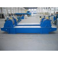 Quality Simple Design Conventional Rotators Allow a Smooth Rotation of Vessel During Welding for sale