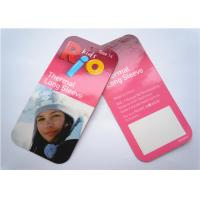 Buy Cardboard Clothing Label Tags Colored Customized For Decoration at wholesale prices
