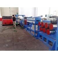 Quality Fully Automatic Strapping Band Machine / Polypropylen PP Strap Making Machine for sale