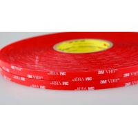 1mm Transparent Double Sided Acrylic Foam Adhesive replacement 3M VHB Tape 4910 for sale