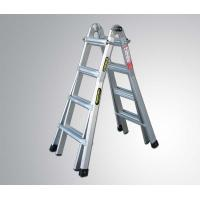 Buy cheap Aluminium multi-purpose ladder (WYAL-1004)/used ladder rack from wholesalers