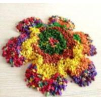 Quality Epdm Rubber Granule With Various Color for sale
