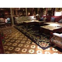 Quality Bespoke High-end Good Quality Wood Parquet Flooring for sale