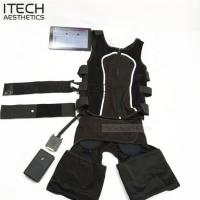 Quality Electric Muscle Stimulator iPad Version XEMS Fitness Vest Xbody Wireless Ems Fitness Machine For Training for sale