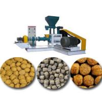 Quality Dry Type Fish Feed Pellet Making Machine with Low Cost and High Quality for sale