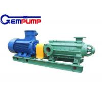 Quality ISO9001 D 155-30 Multistage High Pressure Pumps 1480 r/min Speed for sale
