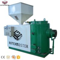 Quality Automatic Feeding Wood-fired Boiler Fuel Biomass Burner Price for sale