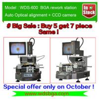 Quality Special Offer WDS-600 computer motherboard repair machine with optical alignment for sale
