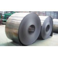 China 610mm Cold Rolled Steel Coils , Cold Rolled Galvanized Steel Sheet In Coil on sale
