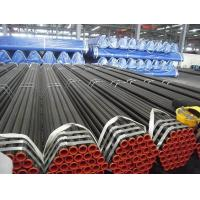 "Quality ERW  EFW Welded Pipe Carbon Steel Tube A53 API5l GrA GrB DIN2458 EN10217 6"" SCH40 for sale"