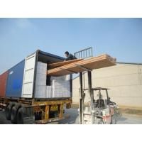 Quality Galvanized Ceiling T Grids---loading with pvc gypsum ceiling tiles for sale