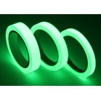 Strong Adhesion Glow In The Dark Adhesive Tape For Theatre Stage Illuminate In Night for sale
