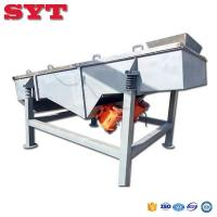 spices and herbs powder classification linear vibrating sifter for sale