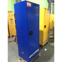 Quality Vertical Metal Safety Flame Proof Storage Cabinets For Vitriol / Nitric Acid for sale