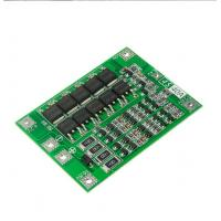 Buy cheap Balanced Version 4S 40A Arduino Sensor Module Lithium Battery Protection Board from wholesalers