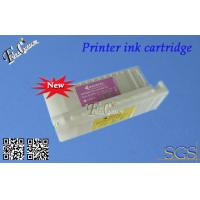 China Compatible Refillable Ink Cartridge Empty For Epson SureColor T5000 on sale