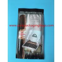 Quality Chinese factory custom high-end export European and American cigar moisturizing humidification bag mini portable cigar for sale