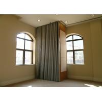 Quality Simple Metal Movable Partition Walls Sheet For Offices , Halls for sale