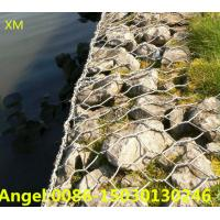 Buy Low Price 80X100mm Galfan Hesco Gabion Box /Gabion Mesh Box Direct Factory from XM at wholesale prices